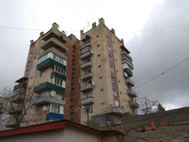 ІПОТЕКА: квартира №214 загальною площею 74.69 м.кв., що