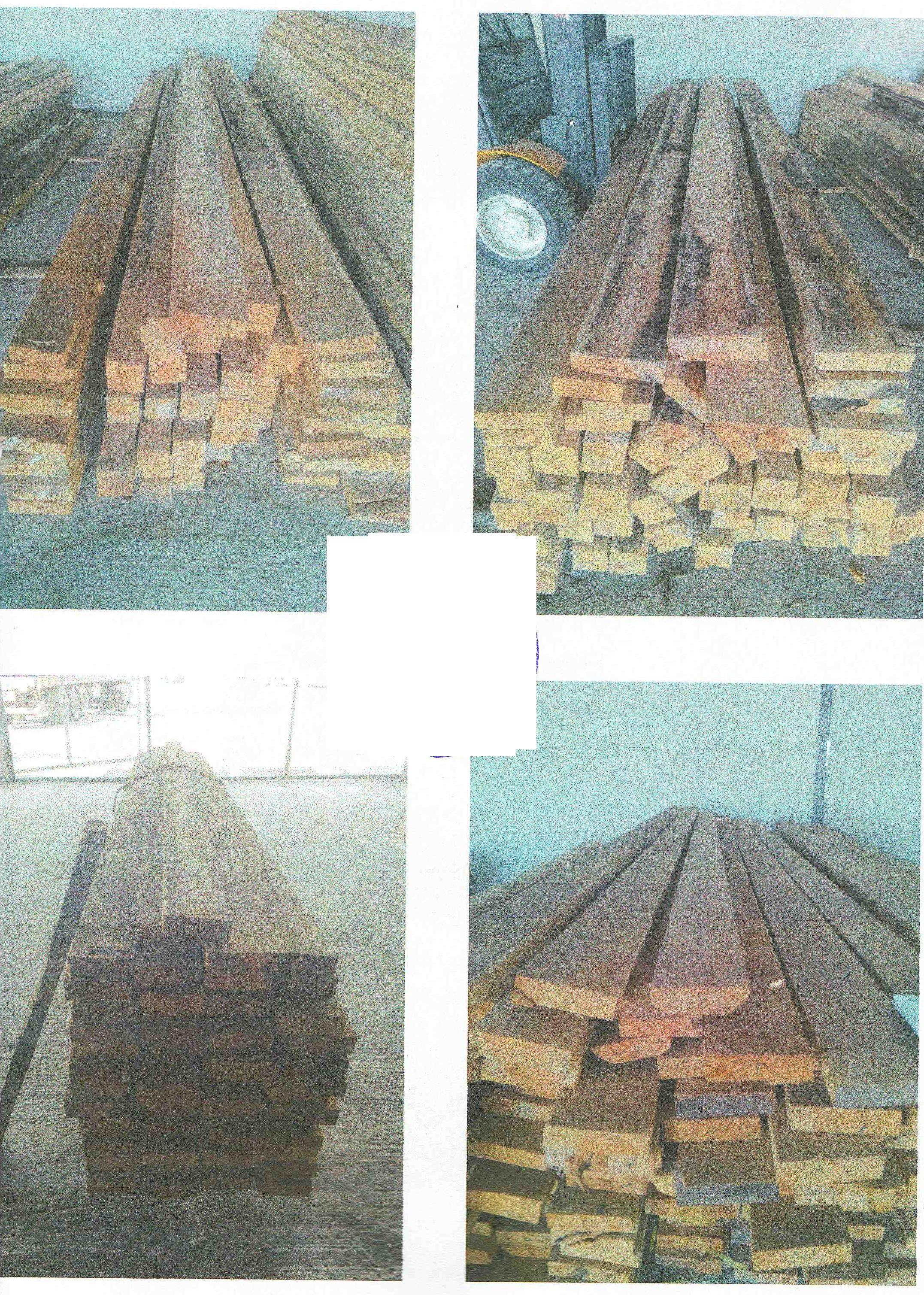 Лісоматеріали розпиляні, дошки соснові – 25*90-100*6000 мм – 78 шт.