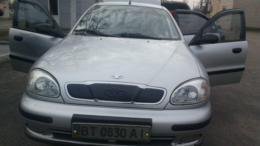 Автомобіль легковий Daewoo, д.н. ВТ0830АІ, 2007 року випуску, сірого кольору