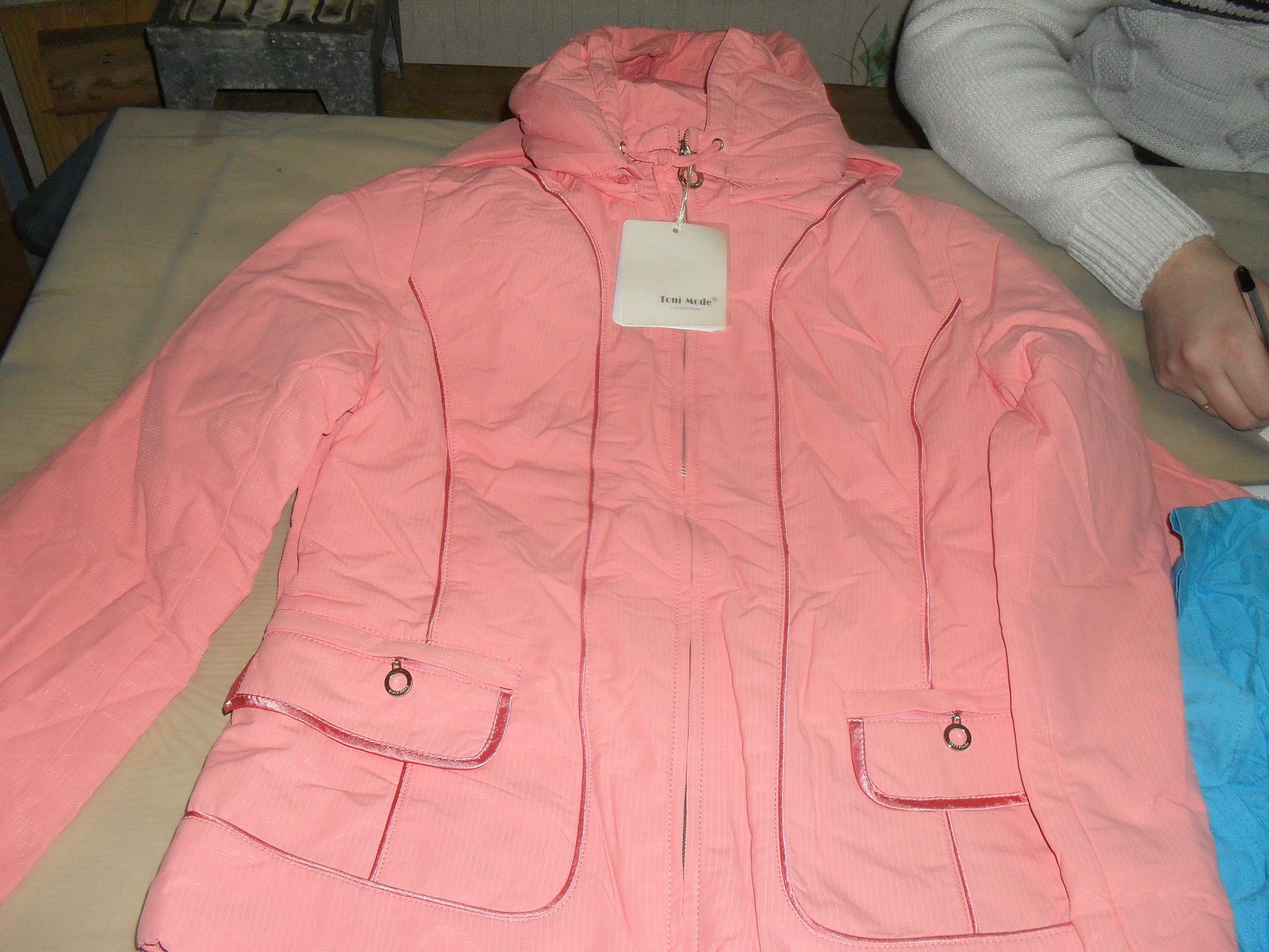 Куртки жіночі, 5 шт.