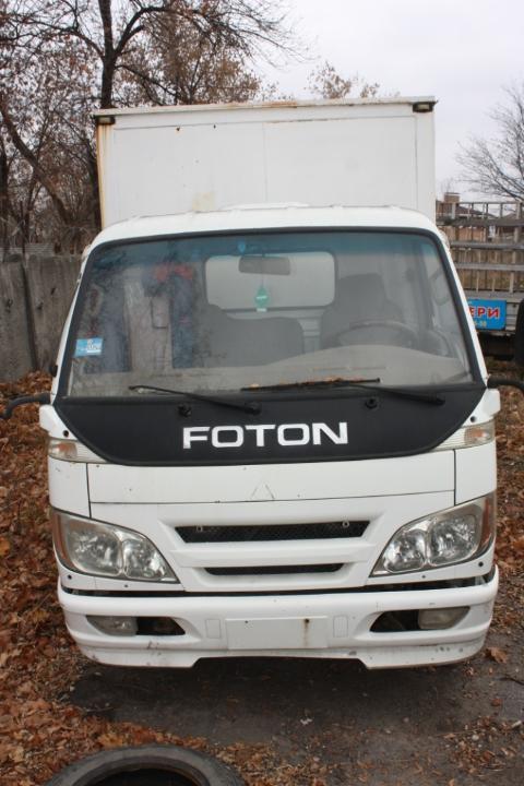 Автомобіль Foton, д.н.з. АХ5215ВВ