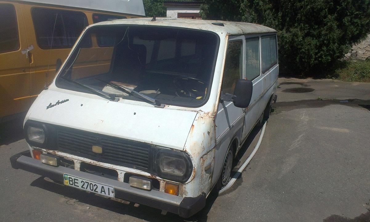 Автомобіль РАФ 2203