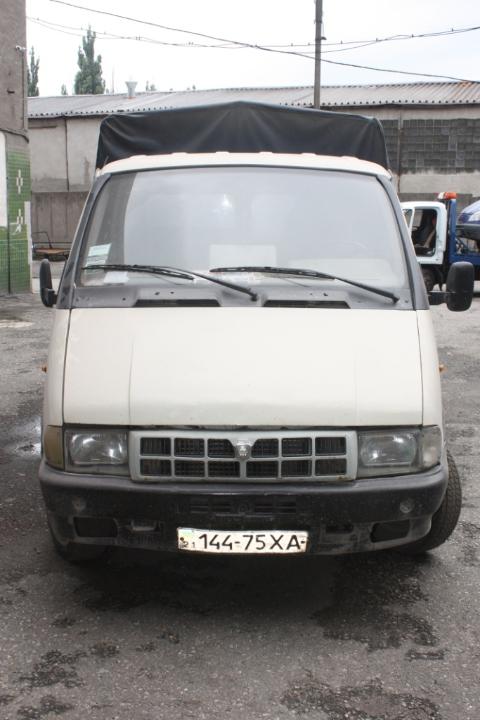 транспортний засіб ГАЗ 33021, 14475ХА