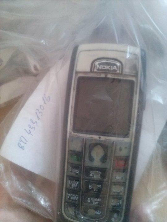 Мобільний телефон Nokia (imei  зтертий) – 1 шт.