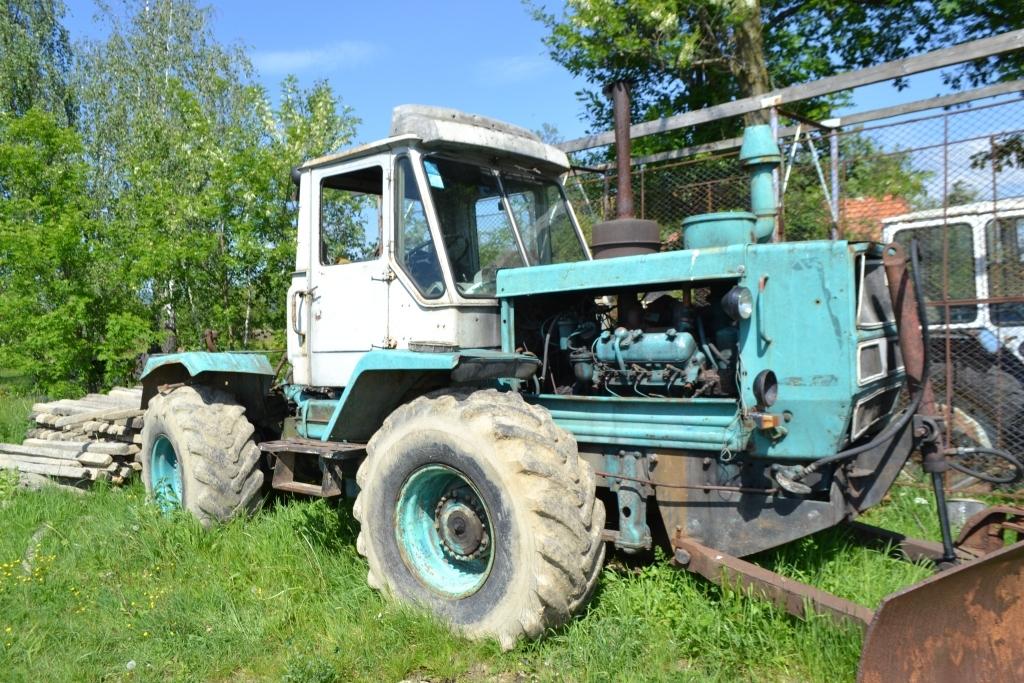 Трактор марки Т-150 К, реєстраційний номер 07344 СК