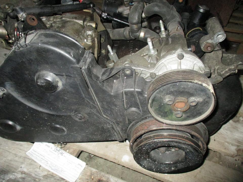 Двигун дизельний б/в до автомобіля Сеат вагою 110 кг.