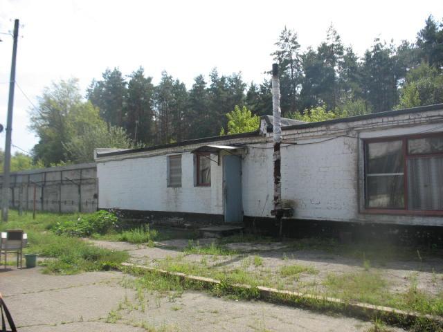 Нежитлова будівля (комплекс складського господарства), розташований за адресою: смт. Васищеве, вул. Промислова, 3