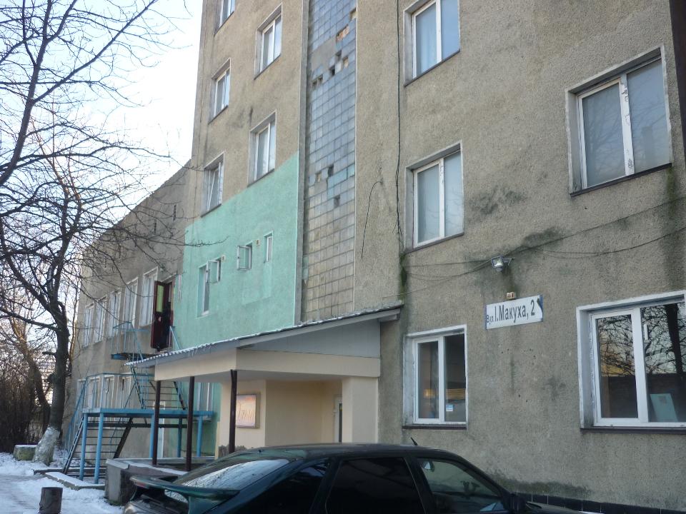 ІПОТЕКА: Адміністративне приміщення загальною площею 748,3 кв.м, за адресою: вул. І.Макухи буд. 2