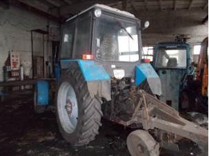 Трактор колісний марки МТЗ-82.1.57, 2004 р.в., реєстраційний номер АА26455, заводський номер 08109953, двигун 614789