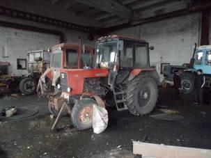 Трактор колісний марки МТЗ-80.1.57, 2004 р.в., заводський номер 08103864, двигун 602181, д/н АА26454