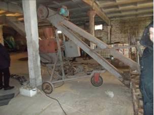 Зернонавантажувач марки ЗМ-60А, 2002 р.в., реєстраційний № 04-03194