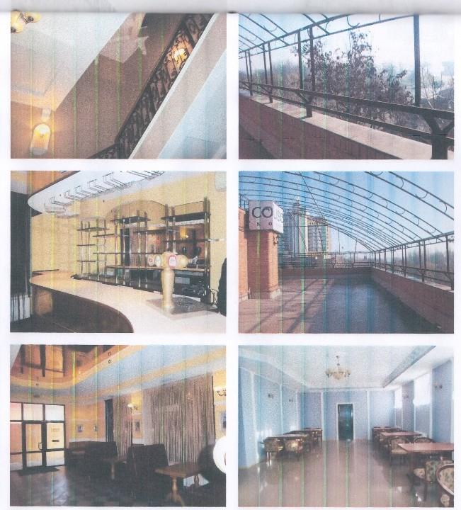 ПРЕДМЕТ ІПОТЕКИ: Будівлі та споруди спортивно-розважального комплексу, загальною площею 3305.7 кв.м., що знаходиться за адресою: м. Херсон, проспект Ушакова, 1-А