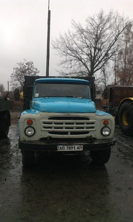 Автомобіль ЗИЛ-ММЗ 45021, синього кольору, 1986 року випуску, № шасі: 2481784, ДНЗ АВ7891АР