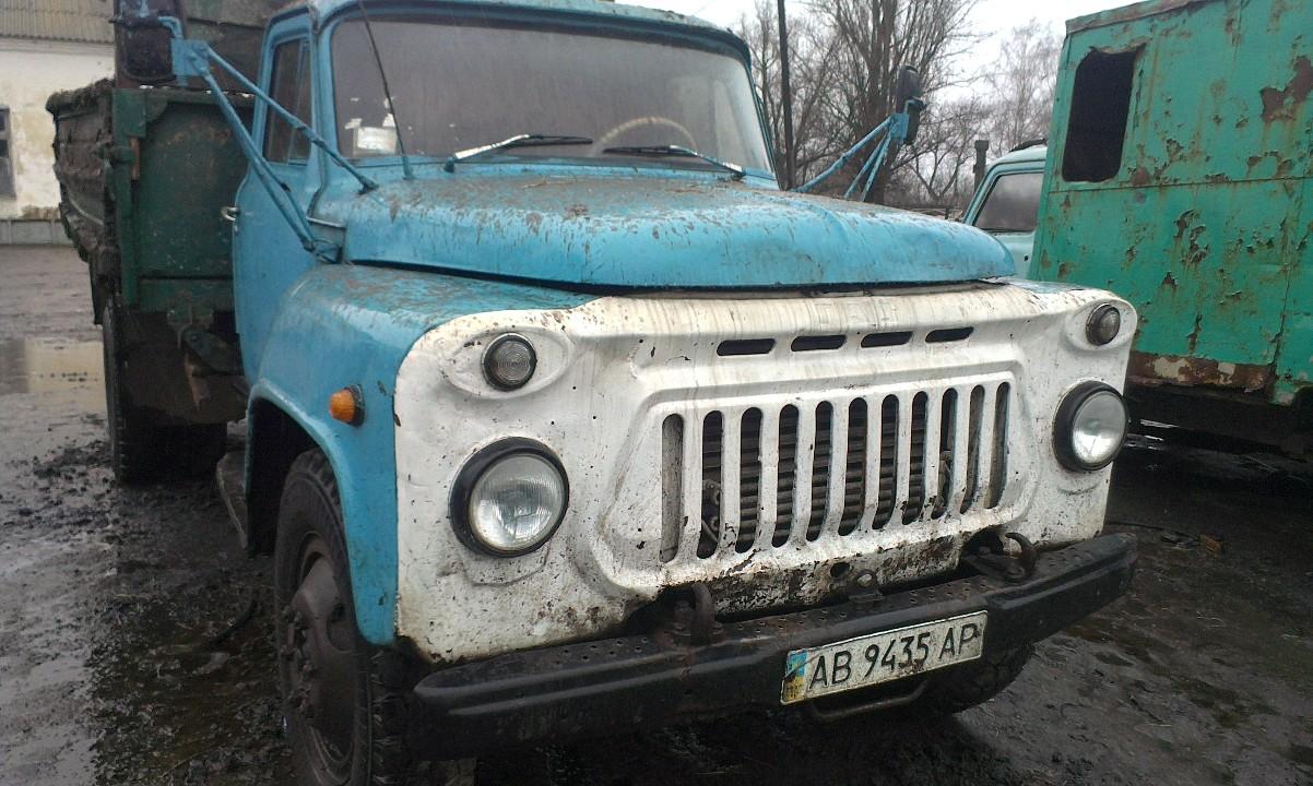 Автомобіль ГАЗ САЗ 3507, синього кольору, 1988 року випуску, № шасі: ХТН531400J1094194, ДНЗ АВ9435АР