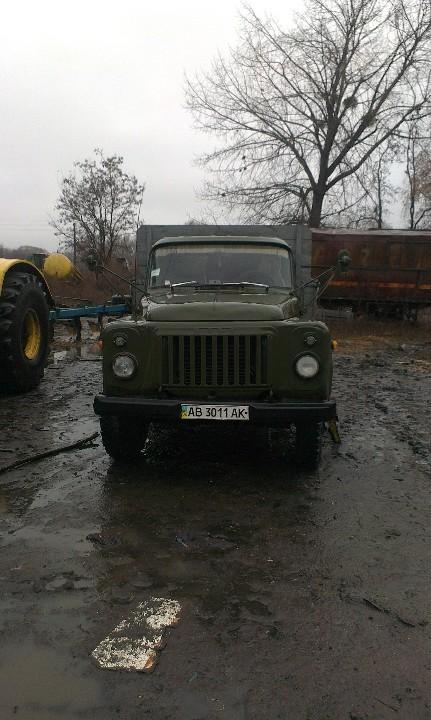 Автомобіль ГАЗ 5227, зеленого кольору, 1988 року випуску, № шасі: ХТН522700J1050477, ДНЗ АВ3011АК