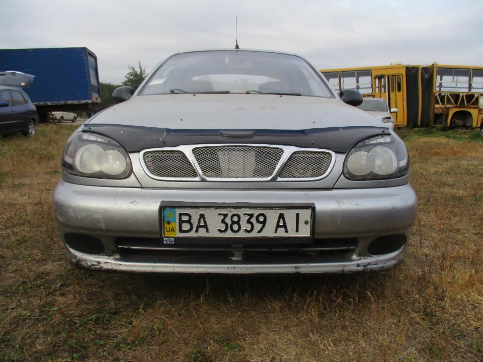 Транспортний засіб DAEWOO FSO Lanos TF69Y, 2007 року випуску, державний реєстраційний номер ВА3839АІ, номер кузова SUPTF69YD7W365715