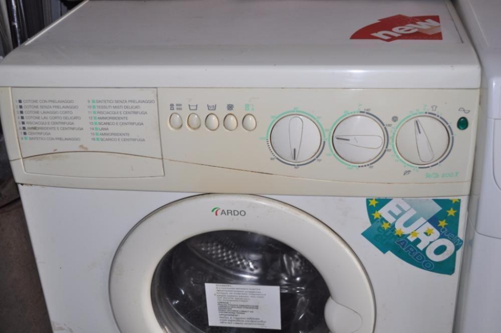 Пральна машина ARDO PLZ80E , білого кольору,  робочий стан не перевірявся