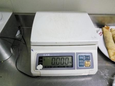 Електроваги марки КАС у кількості: 2 шт.