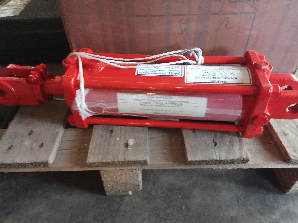 Пристрій для зарядки та перевірки гідроакумулятора марки HUDAC та гідроциліндр CROSS SN 10815