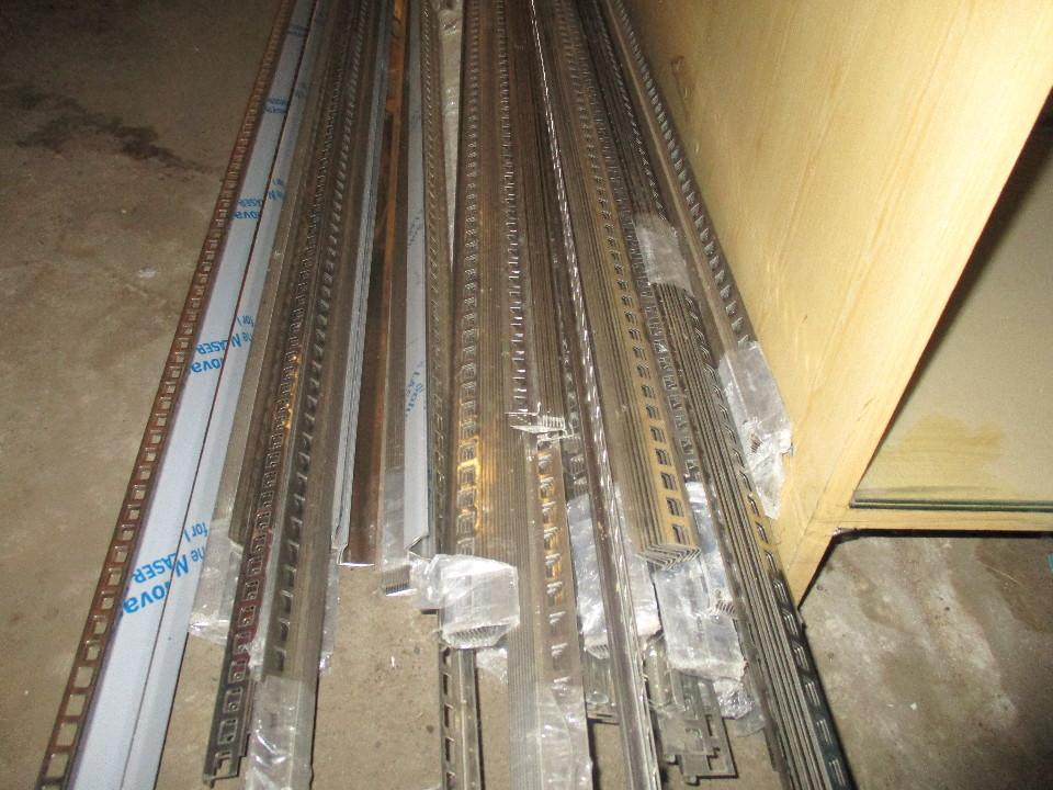 Профіль металевий стальний прямокутного перерізу в асортименті довжиною 2500 мм. - 300 шт.