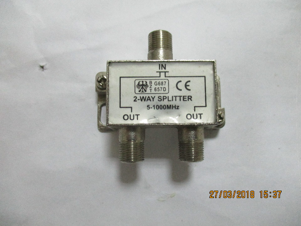 Комутатор супутникового сигналу  2-WAT Solitter
