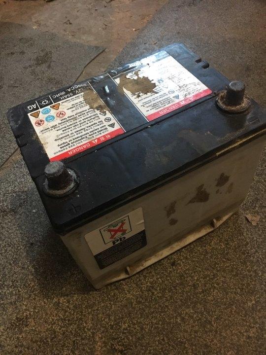 Акумуляторна батарея Delkor 12V 55AH 550CCA 90RC