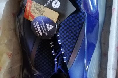 Кросівки чоловічі для баскетболу т.м. «PEAK» артикул E83323А кількістю 75 шт.