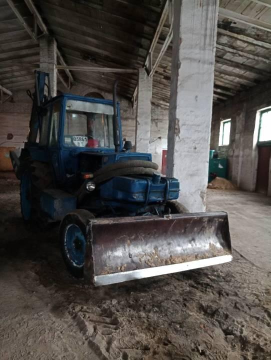 Транспортний засіб: екскаватор колісний ЄО-2621В, 1989 р.в., ДНЗ 05861ВТ, номер кузову: 652267