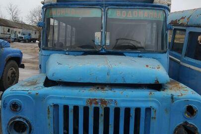 Автобус: КАВЗ 685СПГ, 1984 р.в., синього кольору, ДНЗ: ВВ3264ВВ, VIN: 0773595