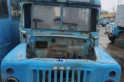 Автобус: ПАЗ 651, 1992 р.в., синього кольору, ДНЗ: 03627АР