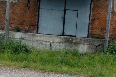 Прирельсовий склад, загальною площею 376,7 кв.м, що знаходиться за адресою: вул. Нова, 14, с. Хутір-Будилів, Снятинський район, Івано-Франківська область