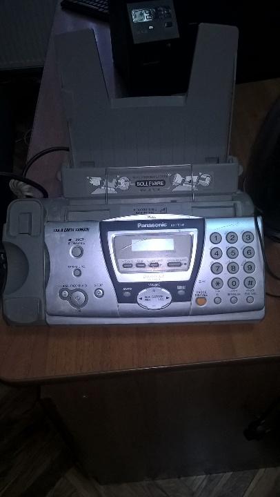 Телефон-факс марки PANASONIC KX-FP145
