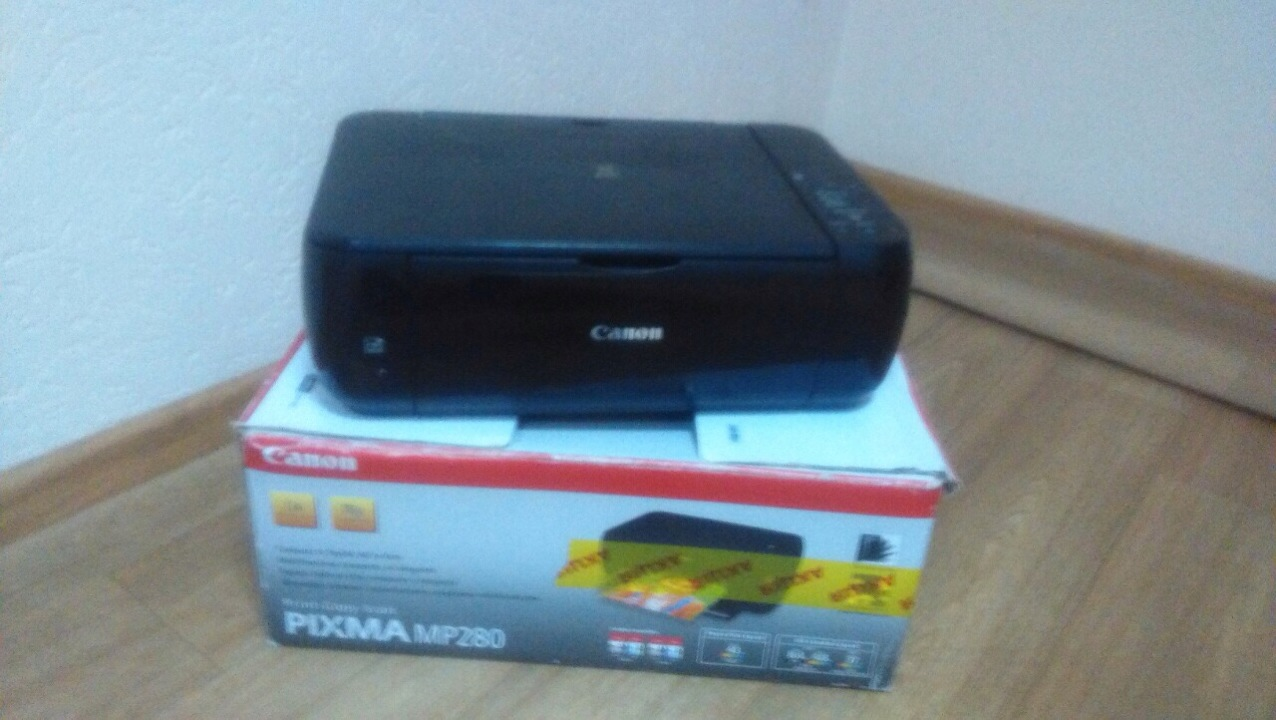 Принтер марки Canon Pixma MP280-All-in-one