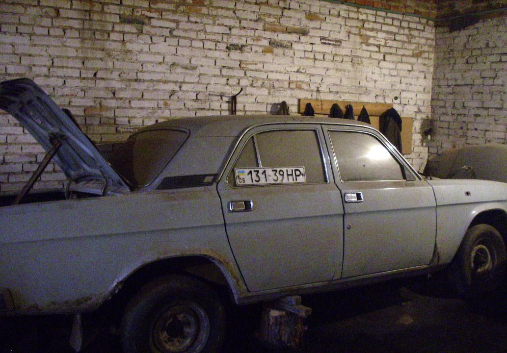 Легковий автомобіль ГАЗ 31029, 1994 року випуску, сірого кольору, державний номер 13139НР, № шасі (кузов, рама) 166700/R0166161
