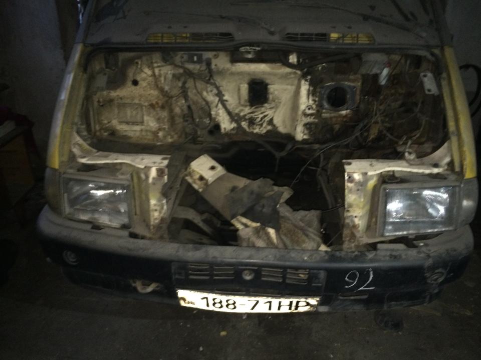 Пасажирський транспортний засіб ГАЗ 33021П, 1998 року випуску, жовтого кольору, державний номер 18871НР, № шасі (кузов, рама) Y7D330210W1005001