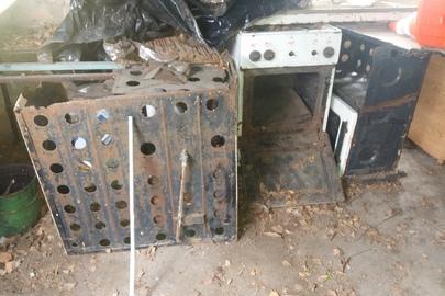 Металобрухт чорних металів 420 кг