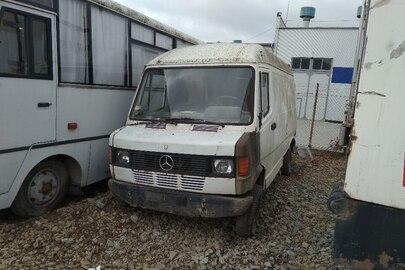 Транспортний засіб MERCEDES-BENZ 207D, ДНЗ: СЕ7179АК, номер кузова WDB60136210719185, 1986 року випуску
