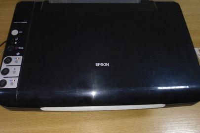 Багатофункціональний пристрій Epson Stylus CX 4300: принтер. сканер, копір