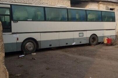 Автобус VOLVO B10 M, 1993 року випуску, ДНЗ ВХ9519ВН, № шасі( кузова, рами): YV31MGD13PA031320