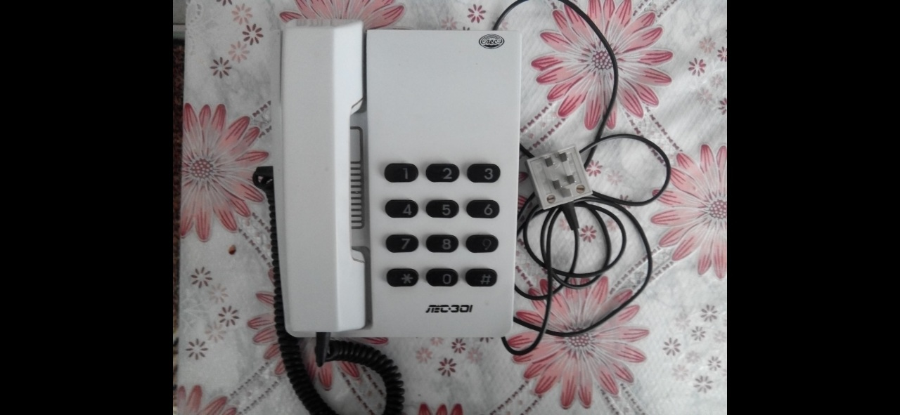 Телефонний апарат ЛІС 301