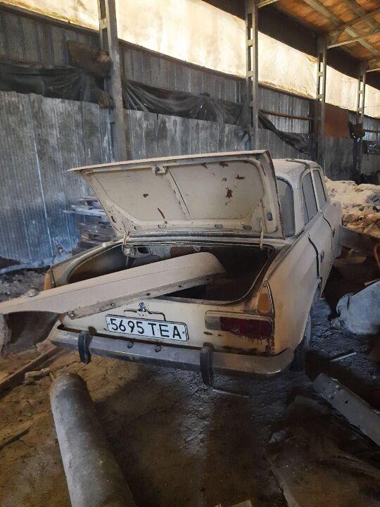 Легковий автомобіль,  ИЖ 412, 1991 р.в., ДНЗ 56950ТЕА, № кузова 0294769
