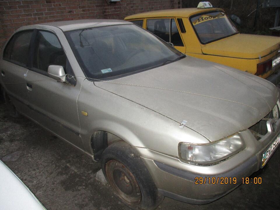 Автомобіль SAMAND, 2007 р.в., д.н.з.: ВХ0850АО, номер кузову: NAAC21CB87FX05188