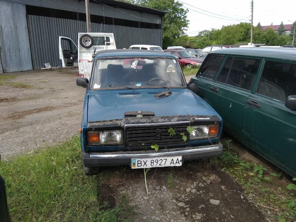 Автомобіль VAZ 21070, 2004 р.в., д.н.:ВХ8927АА, номер кузову: ХТА21070041984254