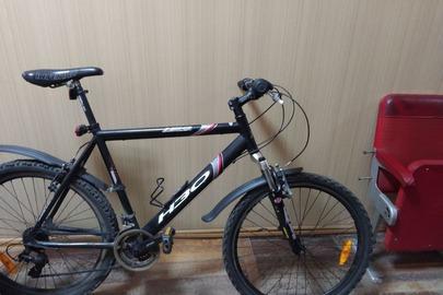 Велосипед марки HBO, DEFENDER, чорного кольору