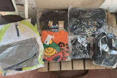 Одяг дитячий в асортименті, загальною кількістю 405 одиниць