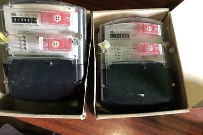 Електричний лічильник 3-х фазний в кількості 2 шт