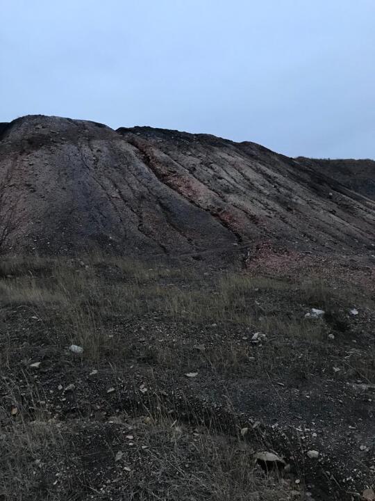 Породний відвал № 3 ВП шахти