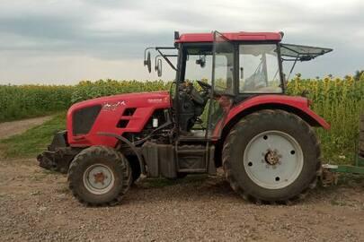 Трактор колісний Беларус-921.3, заводський номер 90701520, номер двигуна 948550, державний реєстраційний номер 14992АР, 2016 року випуску