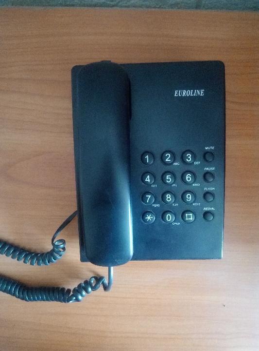 Дротовий телефон Euroline SH-5