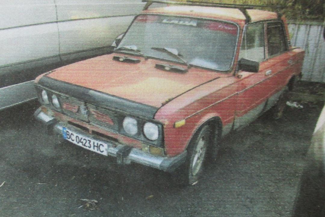 Транспортний засіб марки ВАЗ 21063, 1981 року випуску, ДНЗ: ВС0423НС № куз. ХТА210630С0721054, червоного кольору, об'єм двигуна - 1285 см. куб., бензин